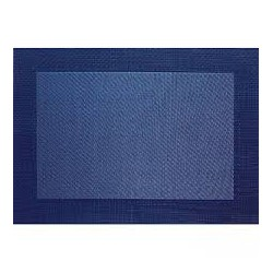 Placemat vynil 34x46 cm dark blue