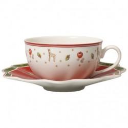 Ceasca cappuccino cu farfurie Toys delight