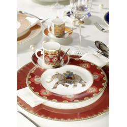 Farfurie intinsa 27 cm Samarkand rubin, cod 211247