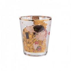 Suport lumanare The Kiss by Gustav Klimt