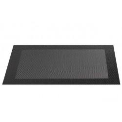 Placemat vinyl 33*46 cm antracit