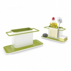 Organizator chiuveta Caddy large green