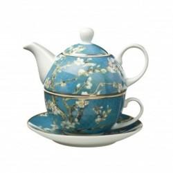 Set ceai o persoana Almond Tree