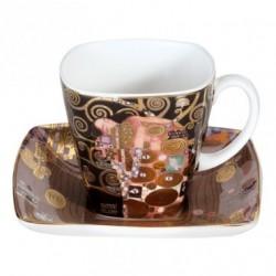 Ceasca espresso cu farfurie Fulfilment 0.10 ml-243929