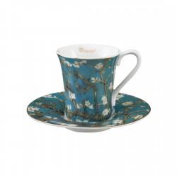 Ceasca espresso cu farfurie Almond Tree-289729