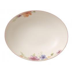 Bol oval 32 cm salata, fructe Mariefleur basic