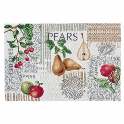 Placemat individual gobelin Apples&Pears 32x48
