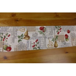 Traversa masa gobelin Apples&Pears 32x96