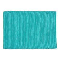 Placemat individual bumbac Breeze turcoise 35x50
