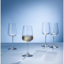 Set 4 pahare vin alb Ovid