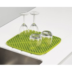 Flume green small folding draining mat - Joseph