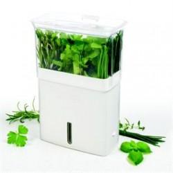 Cutie pentru pastrarea verdeturilor proaspete- Cut herb keeper