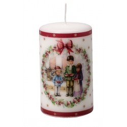 Lumanare craciun Toy candle L kids choir