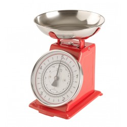 Cantar bucatarie Kitchen scale red Winter bakery 2016, cod 302617