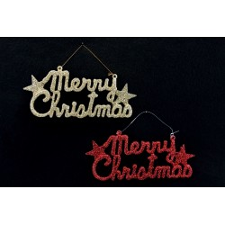 Decoratiune Merry Christmas