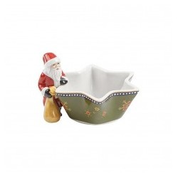 Suport lumanare- Santa