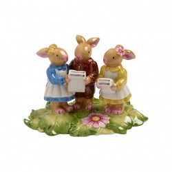 Decoratiune Bunny choir- Bunny Family