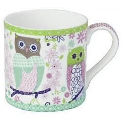 Cana Jolly owls light green BOI 567526