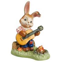 Decoratiune Paste Rabbit With Guitar