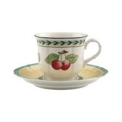 Ceasca cafea cu farfuriuta French Garden Fleurence
