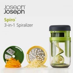 Dispozitiv taiat legume Spiro spiralizer