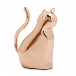 Suport bijuterii sub forma de pisica