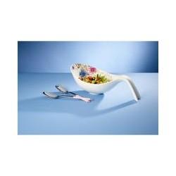 Bol salata cu spatule- Mariefleur Gris Basic-315945