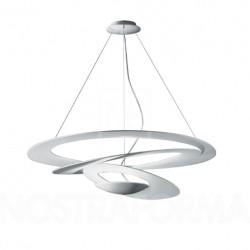 Lampa de suspensie Artemide Pirce, LED 44W, alb