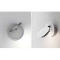Aplica de perete Demetra Spotlight LED 2700K Artemide