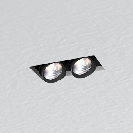 Spoturi Java LED 2x26W 34° 3000K TRIMLESS Artemide