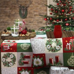 Traversa Christmas Joy 32x96 cm