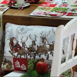 PERNA Santa's Ride 32X48