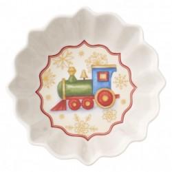 Mini bol Toy's Fantasy candy bowl train