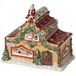 Decoratiune luminoasa North Pole Express House of Santa