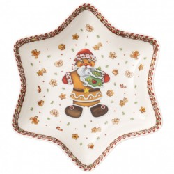 Bol mediu gingerbread Winter bakery delight