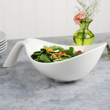 Bol pentru salata cu maner flow