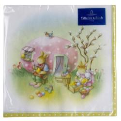 Servetele easter egg house L789400