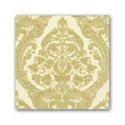 Servetele Grandeur gold L403696