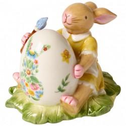 Decoratiune paste Bunny painting egg