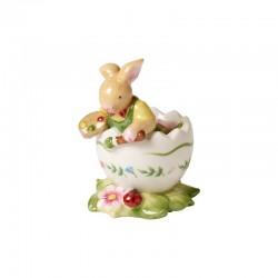 Decoratiune paste Bunny in egg