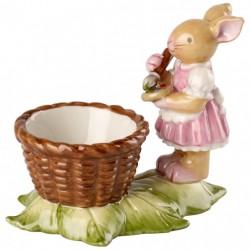 Suport ou de paste Bunny family bunny girl
