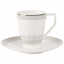 Ceasca cafea cu farfurie La Classica Contura