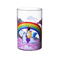 Pahar apa/suc pentru copii Lily in Magicland