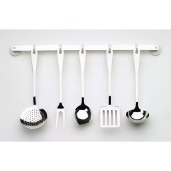 Set spatule si linguri inox five-pieces set