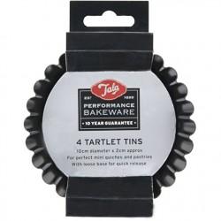 Set 4 Forme Mini Tarte 10A10684 TALA