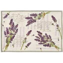 Placemat individual gobelin 32x48 cm True lavender
