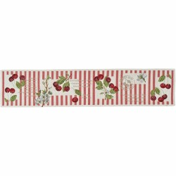 Traversa masa runner gobelin 32x96 cm Cherries
