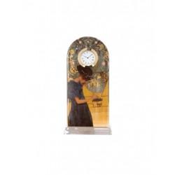 Ceas birou The Music Gustav Klimt