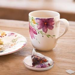 Cana ceai cu tava/ capac  Mariefleur basic