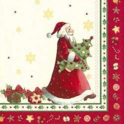 Servetele Christmas Bakery Santa L593700
